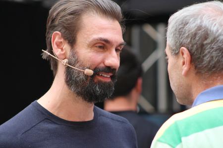 monologue: fabrizio gifuni italian actor