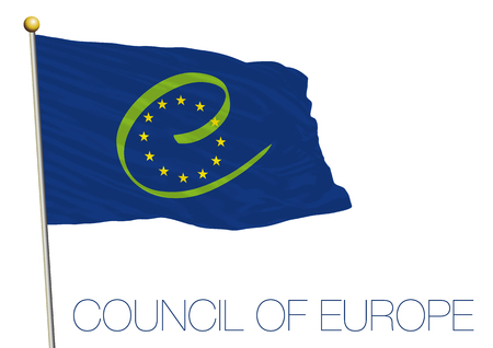 council: council of europe flag