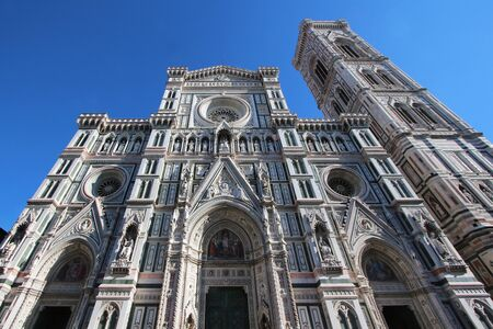 florence   italy: Florence, Italy, cathedral of Santa Maria in Fiore