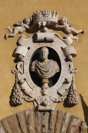 medici: Cosimo de Medici, Florence, Italy