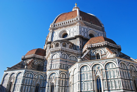florin: florence, italy, cathedral of santa maria in bloom