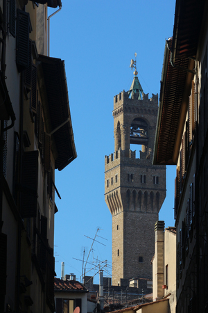 florin: florence, italy, city landscape Stock Photo