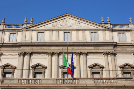 internships: theater La Scala, Milan, Italy