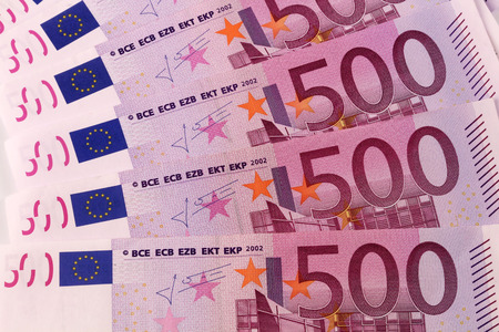 bce: European banknotes from 500 ?,?