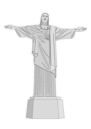 rédemptrice christ, symbole brazilian