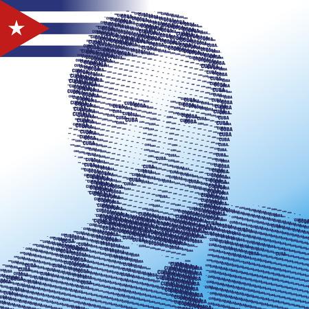 HABANA, CUBA, NOVEMBER 2016 - Fidel Castros death