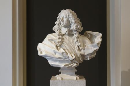 Francesco I d'Este portrait, Gian Lorenzo Bernini, Estense Gallery, Modena, Italy