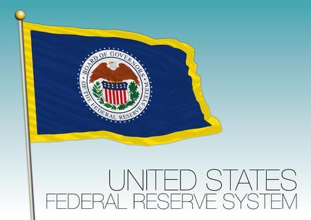アメリカ合衆国連邦準備制度フラグ