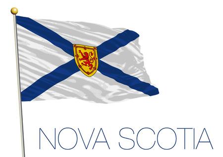Nova Scotia regional flag, Canada