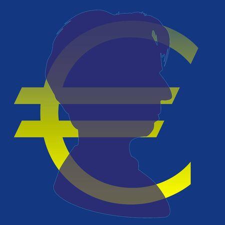 Christine Lagarde, new President of the European Central Bank, ECB, 2019 Archivio Fotografico - 126383903