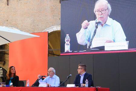 Modena - Italy, September 2019 - Festival Philosophy 2019, Giuseppe Cambiano