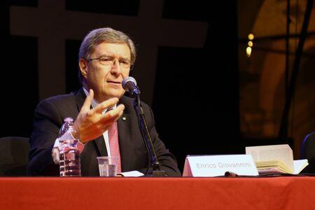 Modena - Italy, September 2019 - Festival Philosophy 2019, Enrico Giovannini