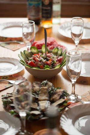well laid: Beautifully laid table photo for you