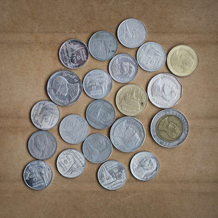 religious clothing: Coins Of Thailand photo for you