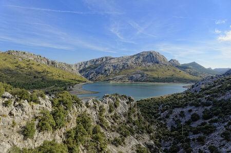 blau: Mallorca, the Panta de Gorg Blau