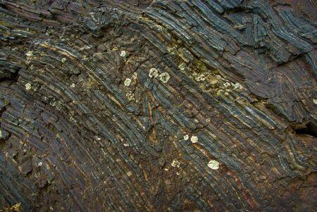 Iron ore texture - nature background photo