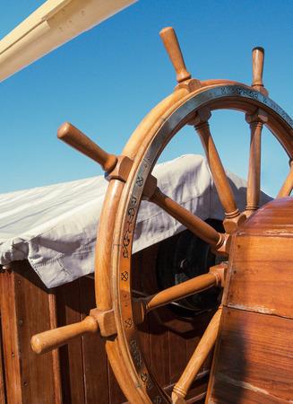 Steering wheel  photo