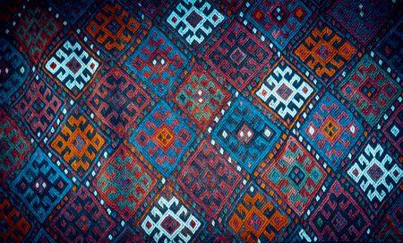 oriental rug: turkish rug