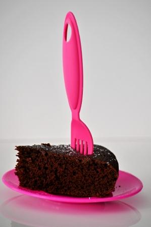 macadamia: Chocolate cake