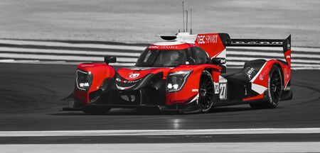 Paul Ricard Circuit, Francja, 13-14 kwietnia 2019, 4 godziny Castellet, European Le Mans Series, LMP3 # 27 - Ligier Gibson