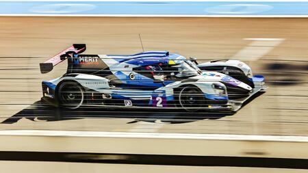 Paul Ricard Circuit, France, 13-14 April 2019, 4 Hours of Castellet, European Le Mans Series, LMP3 # 2 Ligier Nissan