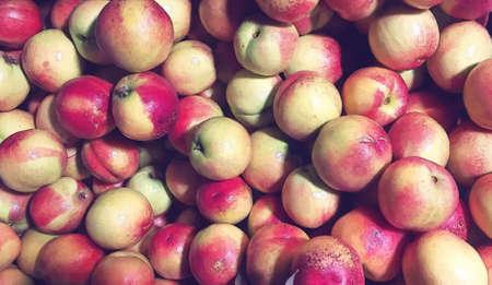 Peach full screen