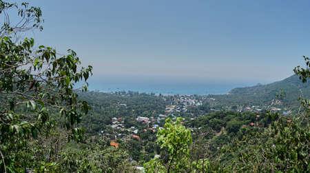 koh tao: Viewpoint of Koh Tao, Thailand
