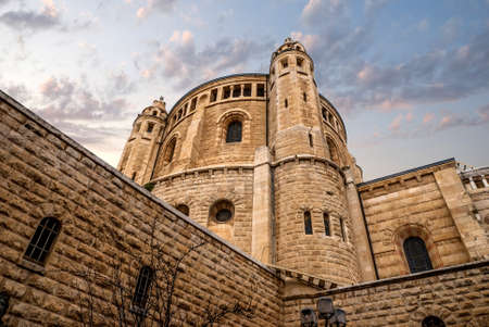 Church of the Dormition, Jerusalem, Israel Stock Photo - 12978838