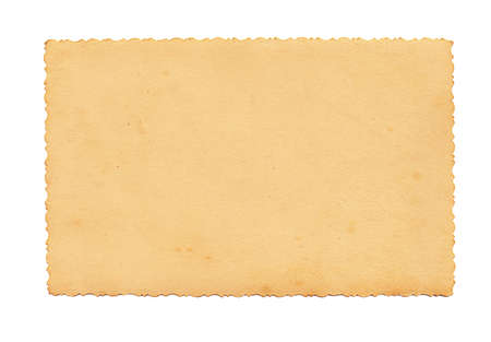 old photo vintage texture on white background Stock Photo - 18984687
