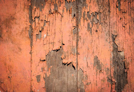 vintage  yellow painted wooden wall texture background Stock Photo - 20407722