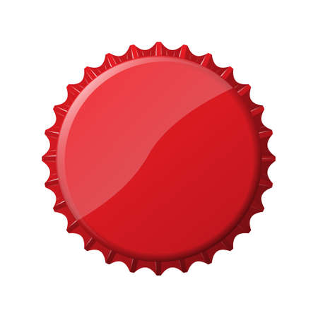Een afbeelding van een mooie fles cap