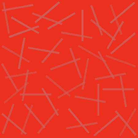reflecting: Abstract red texture with effect of reflecting strips. illustration Illustration