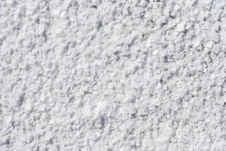 Crude salt detailed texture background, white texture