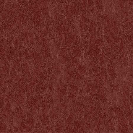 Realistic brown leather texture