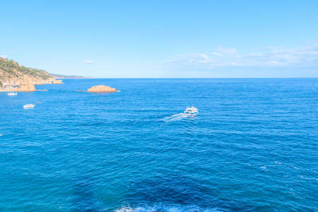 Sea view, Tossa de Mar, Costa Brava, Spain Catalonia