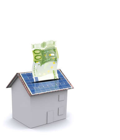 radiacion solar: Photovoltaique Maison