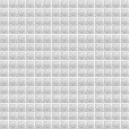 tetraedro: White Pattern Tetrahedral Mosaico