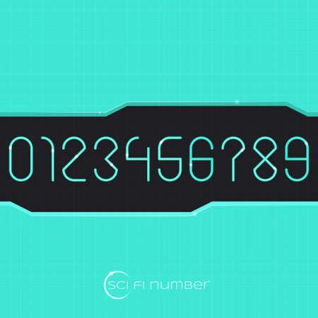 fi: Sci Fi Number