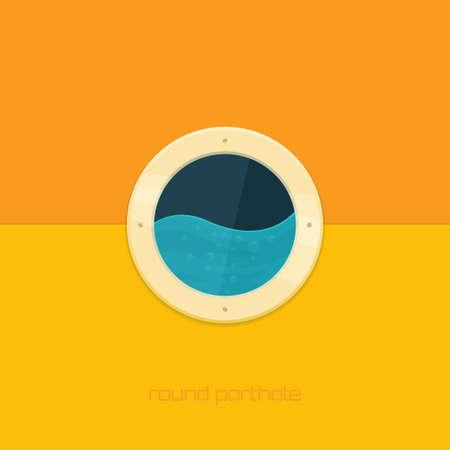 porthole: Round Porthole