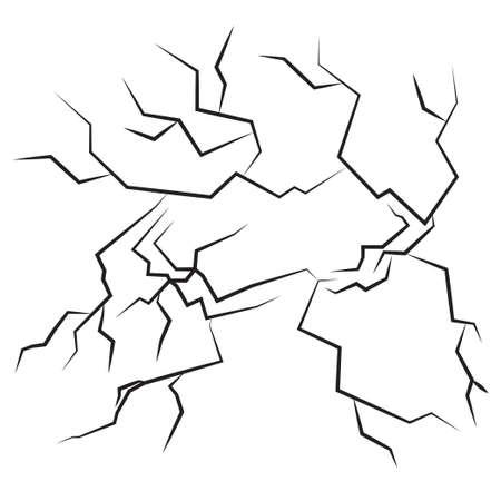 cracks: Cracks