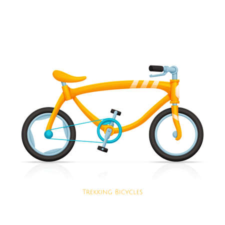 handlebar: Trekking Bicycles Two