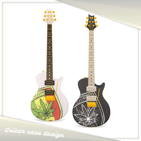 Medical Marijuana Guitar Five