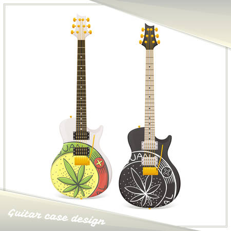 Medical Marijuana Guitar Four