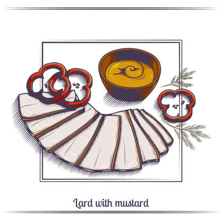 lard: Lard With Mustard