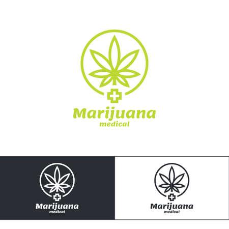 Marijuana Medical Logo