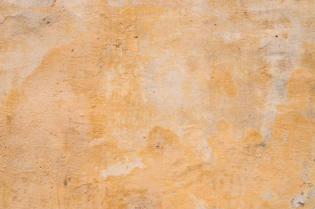 A grungy rough terracotta wall texture Stock Photo