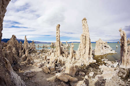 Tufa Towers at Mono Lake Tufa State Nature Reserve