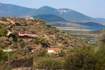 Rural area, Turkey, Landscape