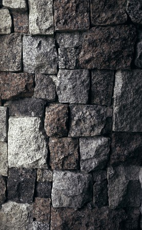 Abstract background made with aged stone. Photo. photo