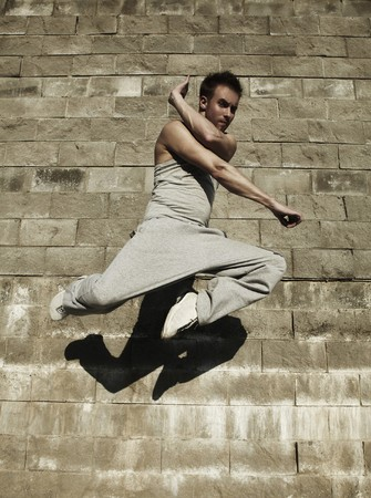 street dancer  photo